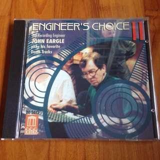 Audiophile Test CD (Delos Record)