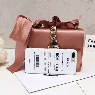 (+postage)Chain 2 Ways Bag