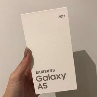 Samsung Galaxy A5 - brand new sealed