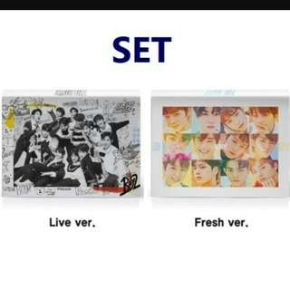 The Boyz FIRST 1st Mini Album 💞