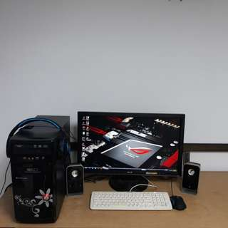 Gaming pc intel core i3 3220 3.30ghz(3rd generation)