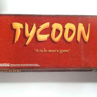 Tycoon Board Game
