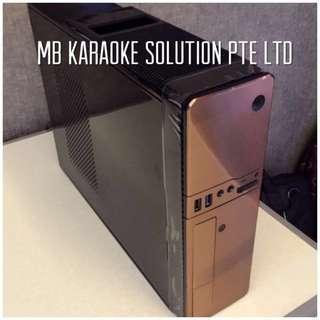 Karaoke musicbox