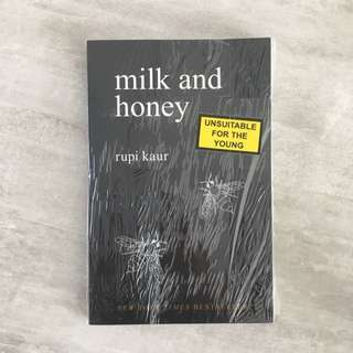 Milk And Honey Rupi Kaur