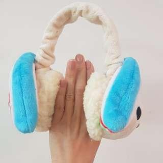 OPEN小將 暖耳罩