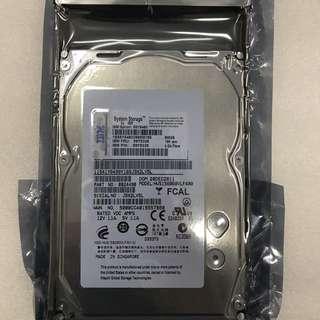 """IBM 600GB 15K FC LFF 3.5"""" 59Y5460 59Y5336 59Y5338"""