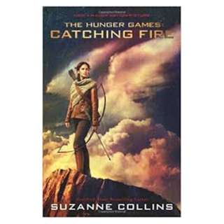 Catching Fire - Hunger Games #2 book