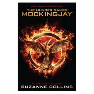 MockingJay - Hunger Games #3 book