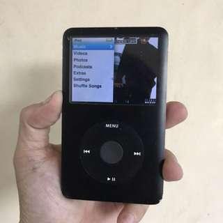 iPod Video Classic 6th Gen 120GB