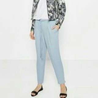 Zara baby blue pants