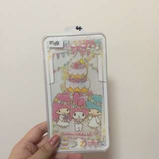 Little Twin Star and Melody Iphone 6/6s+ screen protector