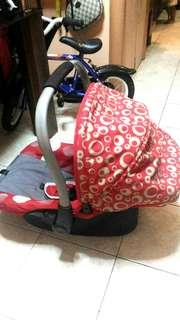 Ashworthy Baby Car Seat (Used)