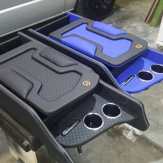 Custom Centre Console box for hiace DX