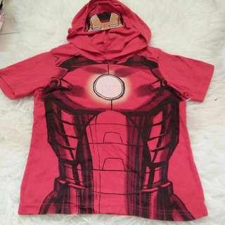 Ironman 5y shirt