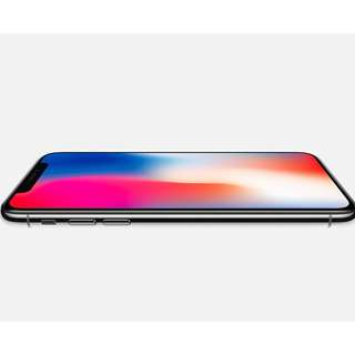 Apple iPhone X 256GB (Space grey)