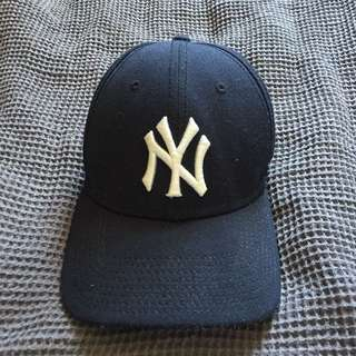 Navy Yankees Cap