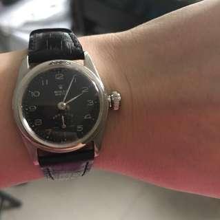 Vintage Rolex three dials 罕見勞力士三針自動表