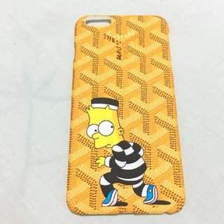iPhone 6s Plus Goyard Case Bart