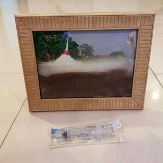 Koh Kret's Amazing Sand Art Motion Picture