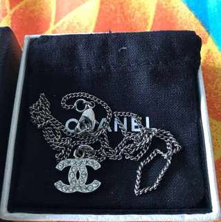 Pre-loved authentic Chanel necklace for sale!