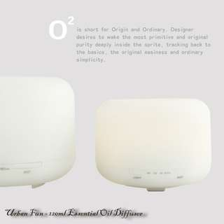 Essential Oil Diffuser/Aroma Diffuser - 120ml (Gift/Present/Christmas!!!)