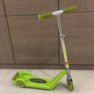 JD Bug scooter