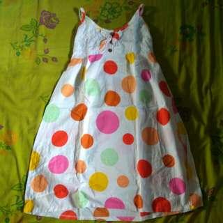 Dress polka