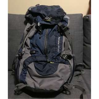 50 Litre (45 + 5 litre) Hiking Day Pack