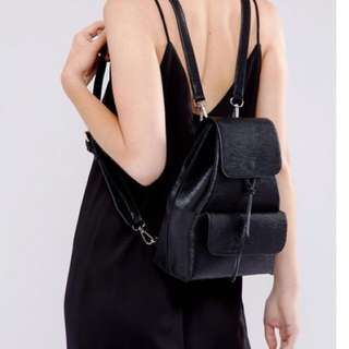 ASOS Structured backpack