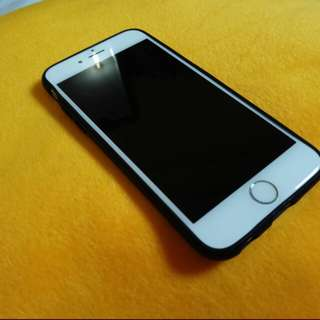Iphone 6 128gb grey white second