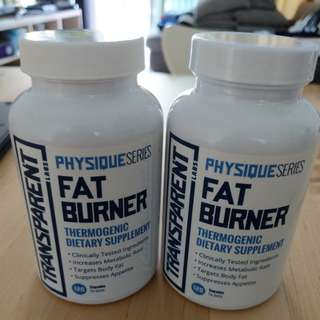 Fat burners by transparent