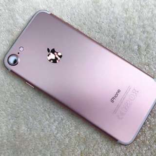 Iphone 7 globe