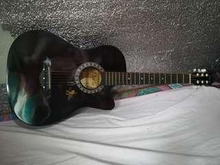Guitar no scratch