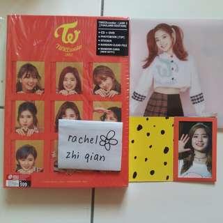 [READY STOCK] TWICE Twicecoaster Lane 2 Thailand Edition (Dahyun set)