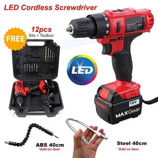 ELECTRIC POWER TOOLS DRILL