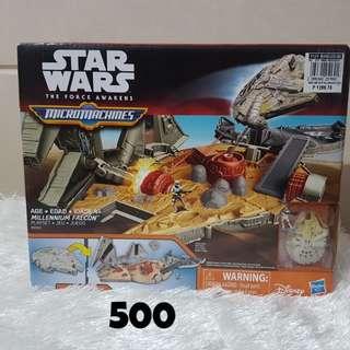 Star Wars Micromachines