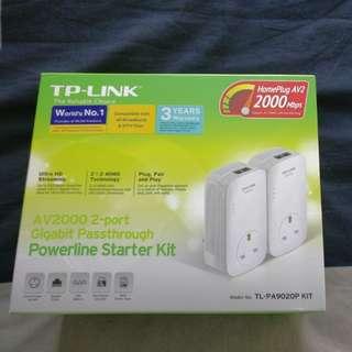 TP Link AV2000 Powerline passthrough kit
