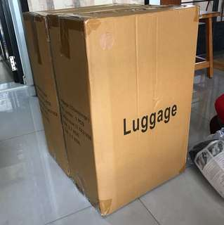 BN Travel Luggage