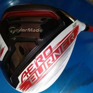 Taylormade Aeroburner 12° Driver
