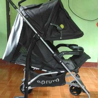 FREE SHIPPING!!! Apruva baby stroller