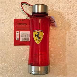 Ferrari Water Bottle (New with tags)