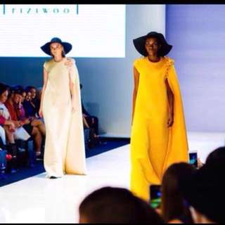 Fiziwoo Cruise Collection Runway Piece For Rent