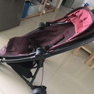 stroller quinny zapp xtra 2.0