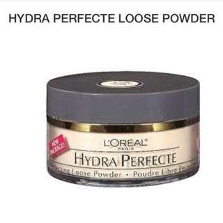 BN LOREAL LOOSE POWDER