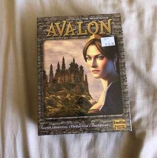 Avalon Game