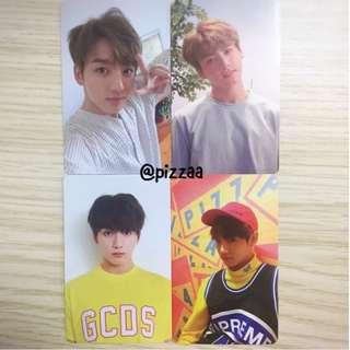 BTS LY Jungkook Full Set Official Photocard