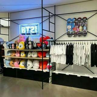[UPDATED] BTS BT21 MERCH