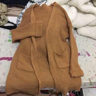 🚚 針織開襟外套