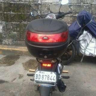 Euro 125 Single Motorcycle Black Color