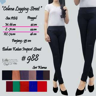 Basic Stretch Legging